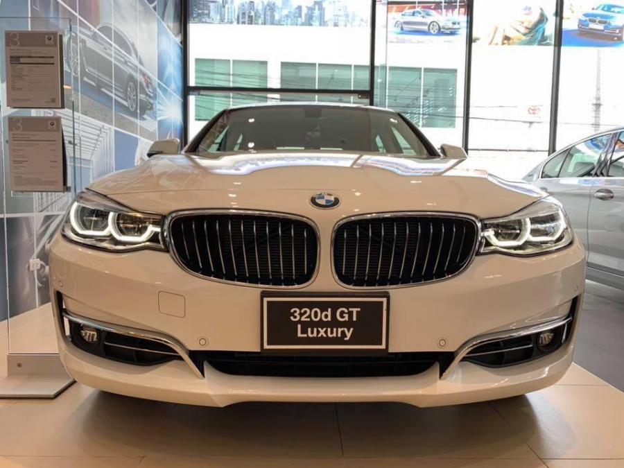 320d GT Luxury 2.769 ล้านบาท (BSI Ultimate)