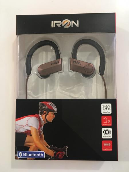 หูฟังบลูทูธ Bluetooth sport IRON