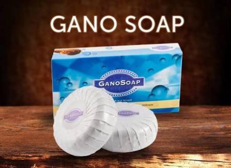 กาโนโซพ  สบู่นมแพะ  GANO SOAP