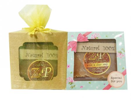 สบู่ ZP wink & Clear Soap