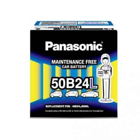 Panasonic 50B24L,50B24R   (รถเก๋ง)