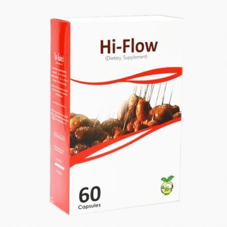 Fi-Flow เพื่อระบบหมุนเวียนเลือดที่คล่องตัว สารสกัดจากธรรมชาติ 100%